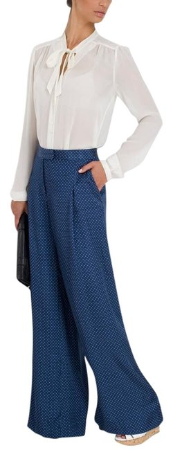 Preload https://img-static.tradesy.com/item/22346895/elizabeth-and-james-navy-blue-with-white-pin-dot-evelyn-trouser-wide-leg-pants-size-4-s-27-0-1-650-650.jpg