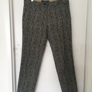 Etro Trouser Pants Black and Ivory