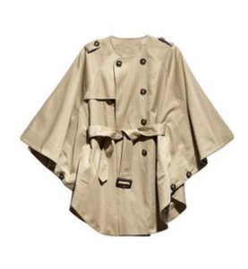 H&M Classic Trench Chic Cape