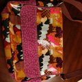 Fossil New Extra Large Coated Canvas Multi Messenger Bag Image 1