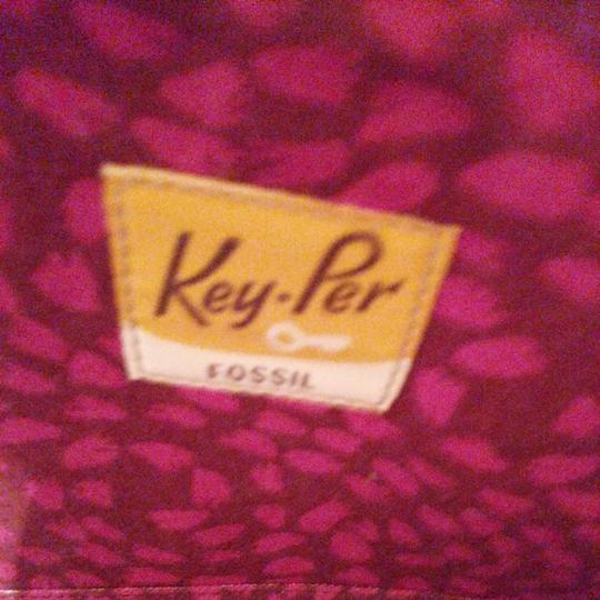 Fossil New Extra Large Coated Canvas Multi Messenger Bag Image 10
