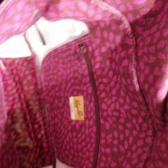 Fossil New Extra Large Coated Canvas Multi Messenger Bag Image 11