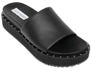 009ae16b4b0 Black Steve Madden Sandals - Up to 90% off at Tradesy