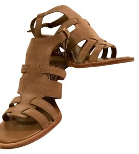 Tod's Brown suede Sandals
