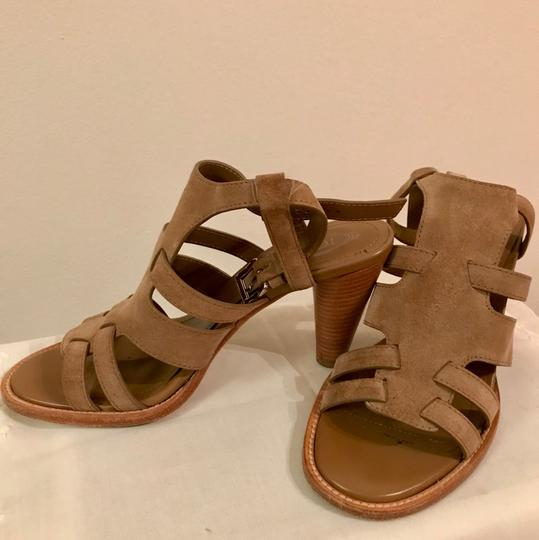 Tod's Brown suede Sandals Image 1