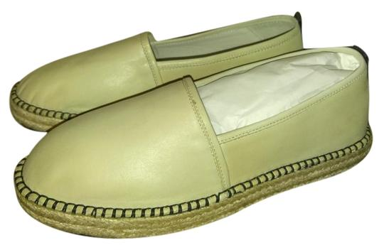 Preload https://img-static.tradesy.com/item/22347793/msgm-beige-cream-made-in-italy-leather-espadrilles-flats-size-eu-40-approx-us-10-regular-m-b-0-1-540-540.jpg