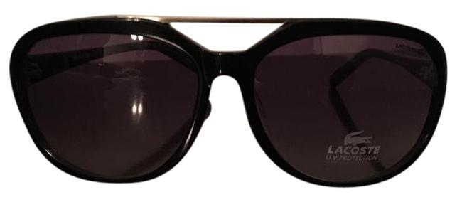 Item - Black/Silver La12640 Sunglasses