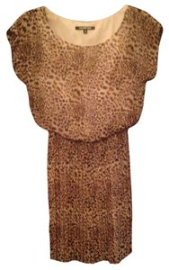Gianni Bini Cheetah Leopard Dress