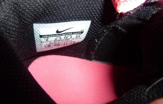 Nike Glitter Sparkle Dunk Lace Up Pink Athletic Image 4