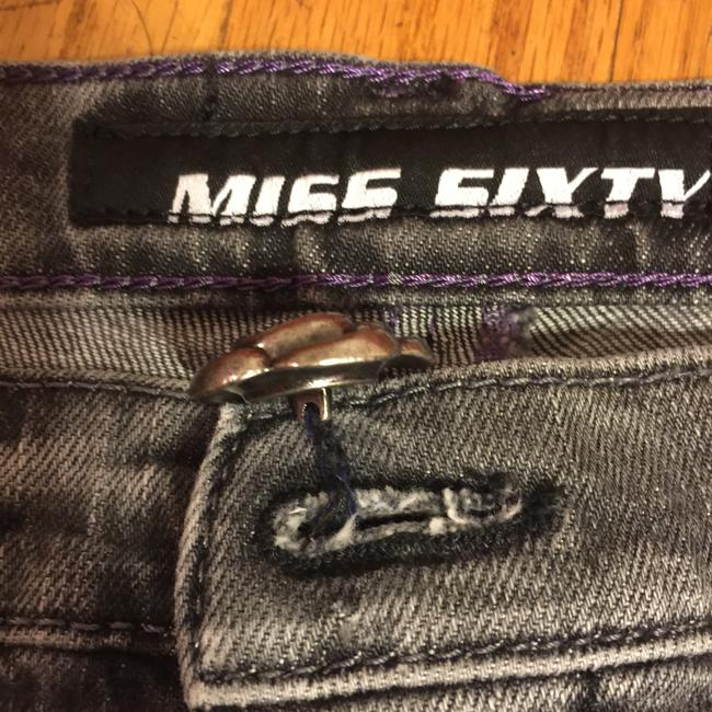 Miss Sixty Skinny Jeans-Distressed Image 5
