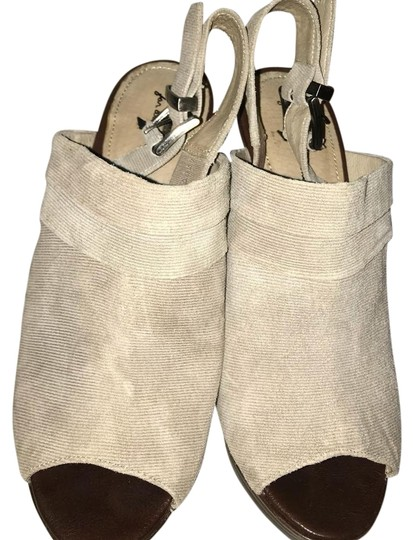 7 For All Mankind tan Boots Image 1