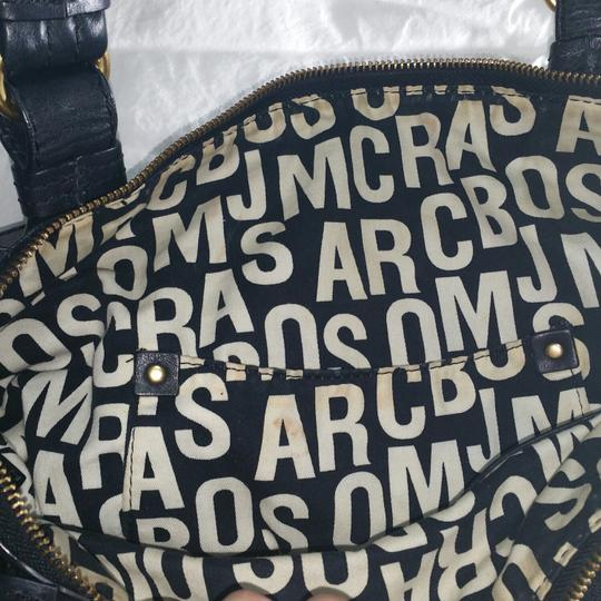 Marc by Marc Jacobs Satchel in Black Image 10