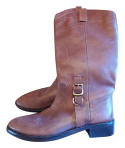 Eddie Bauer Toffee Brown Boots