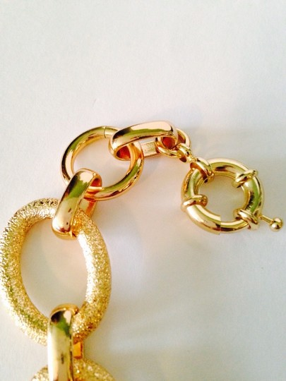 Other NWOT Smooth & Textured Multi-Sized Oval Link Bracelet