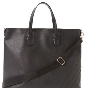Neil Barrett Black Travel Bag