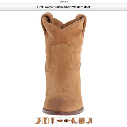 Frye Sand Boots Image 7