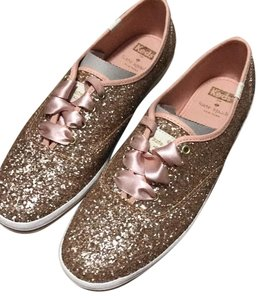 Kate Spade champagne rose gold Athletic