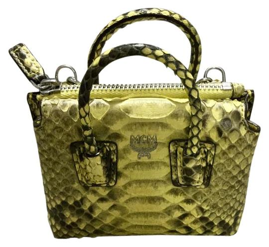 Preload https://img-static.tradesy.com/item/22349095/mcm-yellow-milla-mini-bag-card-case-wallet-0-1-540-540.jpg