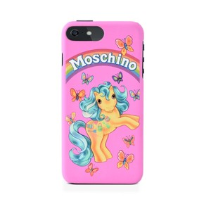 Moschino Moschino my little pony iPhone 6 Plus/ iphone 7 plus case