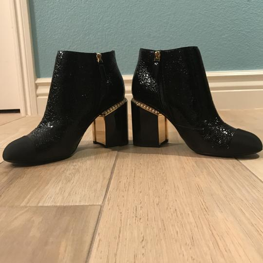 Chanel Classic Chic And Shiny black Boots Image 11