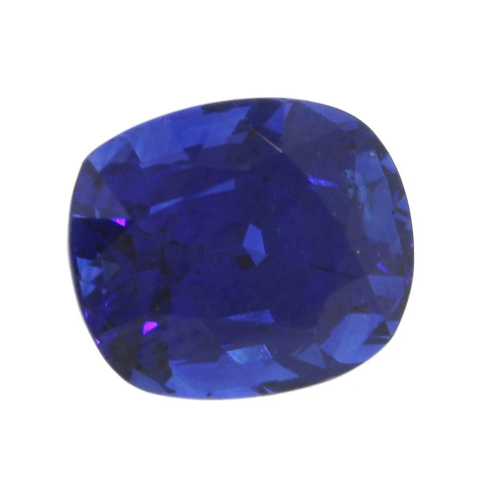 sri gemstone carats certified blue loose natural sapphire royal dark lanka