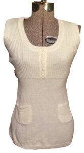 Chesley Pockets Sleeveless Sweater