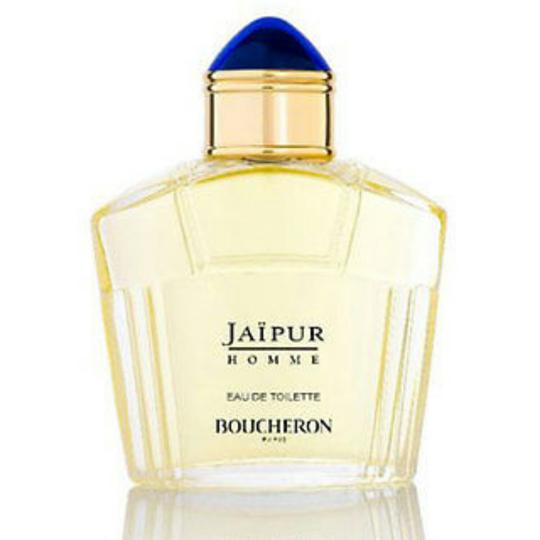 Boucheron JAIPUR HOMME BY BOUCHERON-BOXED TESTER-MADE IN FRANCE Image 1