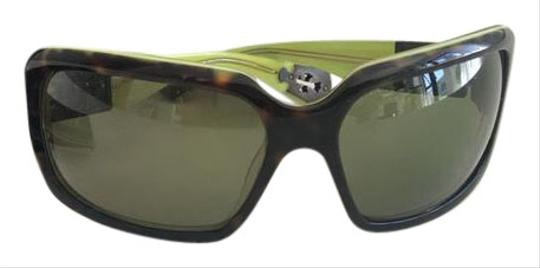 Preload https://img-static.tradesy.com/item/22350554/chrome-hearts-tortoise-shell-lime-green-new-cream-sunglasses-0-1-540-540.jpg