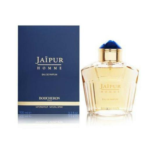 Boucheron JAIPUR HOMME BY BOUCHERON-MADE IN FRANCE Image 0