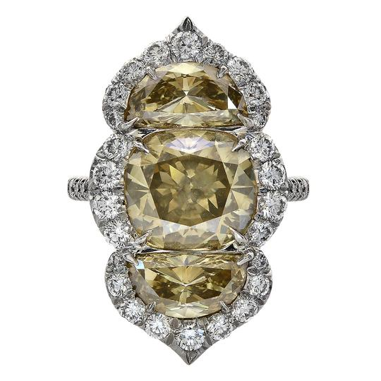 Preload https://img-static.tradesy.com/item/22350754/avital-and-co-jewelry-green-690-carat-gia-certified-fancy-color-cushion-cut-diamond-platinum-ring-0-0-540-540.jpg