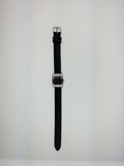 Tommy Hilfiger 130013 Women's Black Leather Band Genuine Watch Image 2