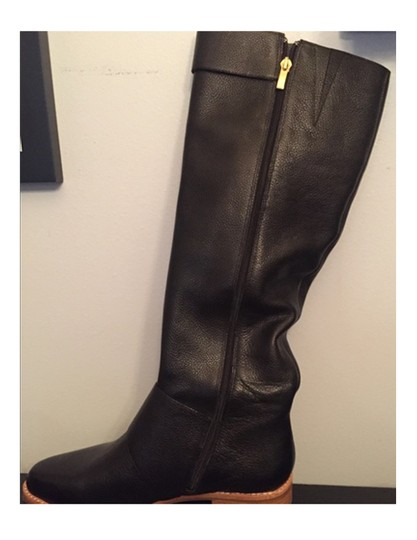 French Connection Leather Black Boots Image 6