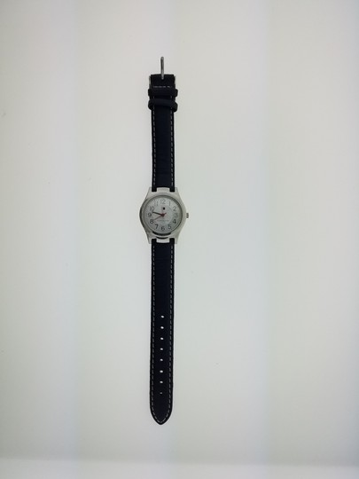 Tommy Hilfiger 150015 Women's Blue Leather Band Genuine Watch Image 1