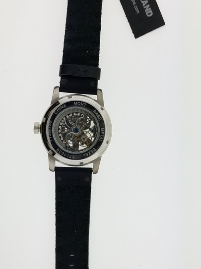 Lucky Brand 180018 Men's Black Leather Band Genuine Watch Image 2