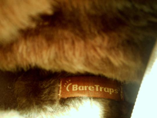 Bare Traps New Fur Linning Suede Color: Whiskey tan Boots Image 8