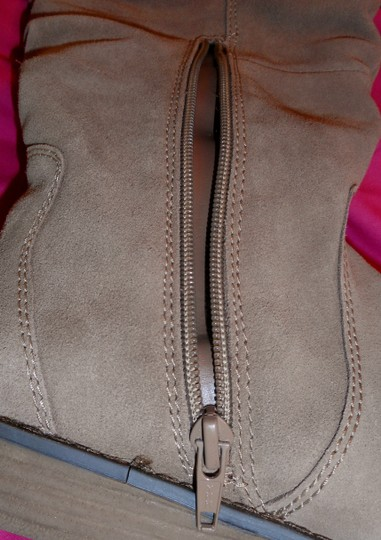 Bare Traps New Fur Linning Suede Color: Whiskey tan Boots Image 9