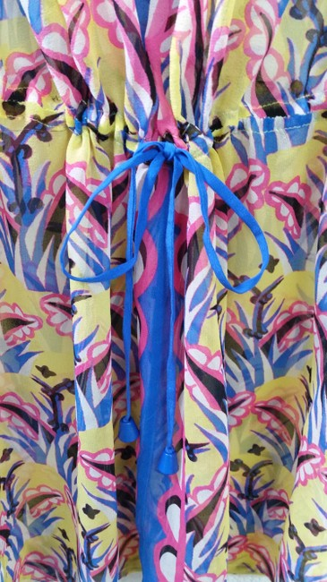 Tracy Reese Silk Tunic Image 1