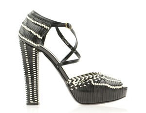 Ralph Lauren Collection Black Platforms