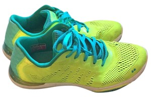 Ryka green and blue Athletic