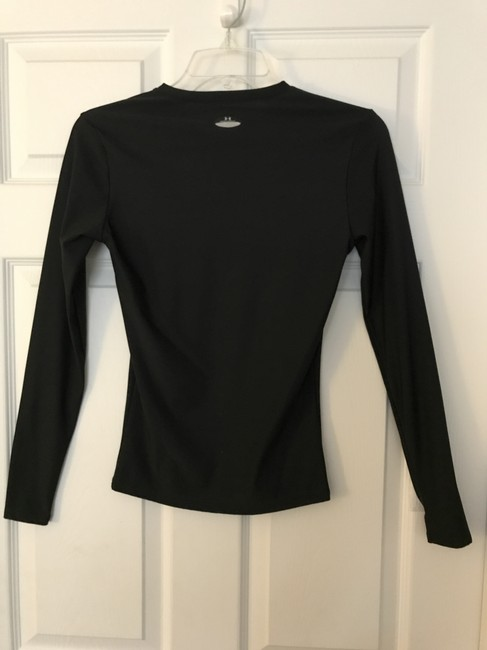 Under Armour Under Armour Fitted Heat Gear v neck long sleeve sweater Image 1
