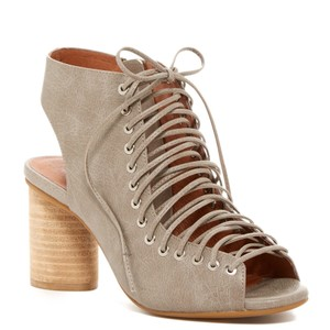 Jeffrey Campbell Gray Taupe Pumps