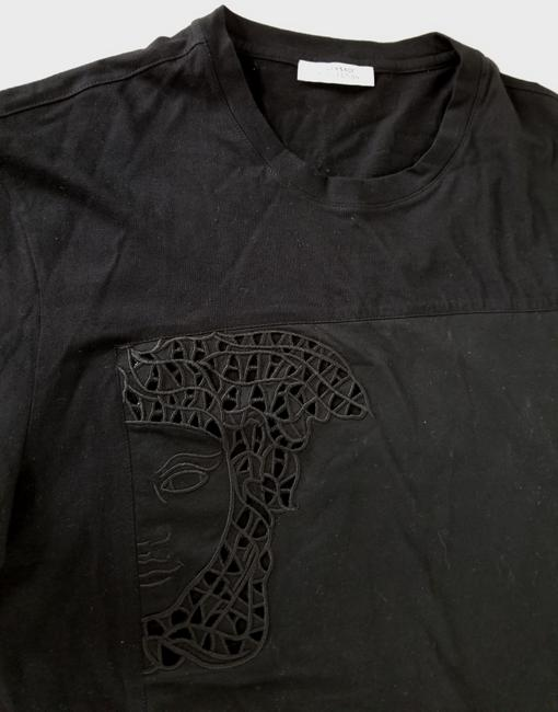 Versace Collection T Shirt Black Image 3