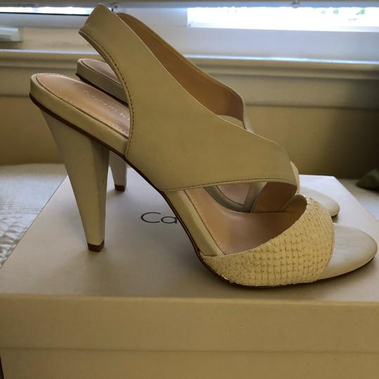 Calvin Klein white Pumps Image 1