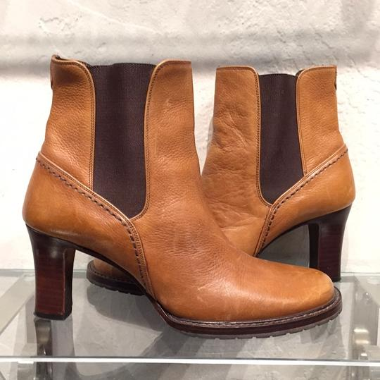 Cole Hann Brown Boots Image 1