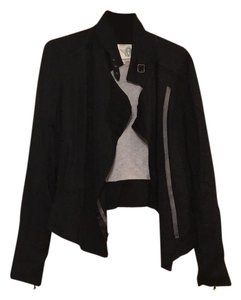 Burning Torch black with light grey on the inside Jacket