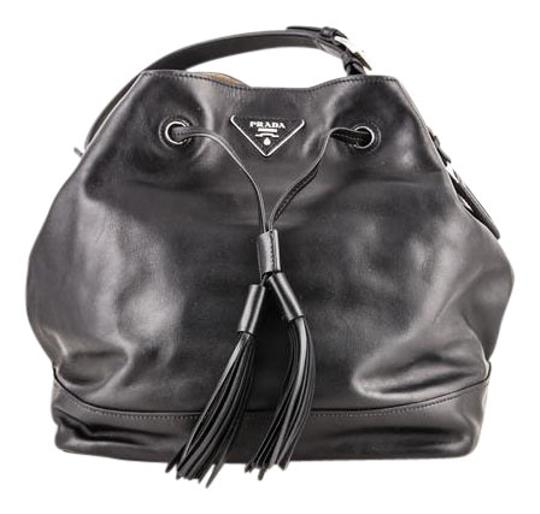 Preload https://img-static.tradesy.com/item/22352894/prada-soft-calf-bucket-black-shoulder-bag-0-1-540-540.jpg