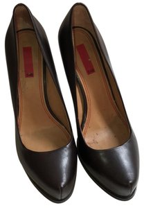 5/48 dark brown Pumps