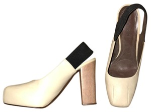 Marni Ivory Pumps