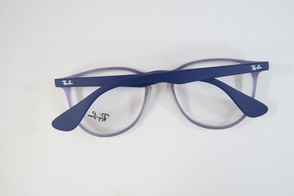 cffd2b9bd1 ... Ray-Ban RB 7046 5486 Iridescent Purple New Authentic Eyeglasses Image  5. 123456