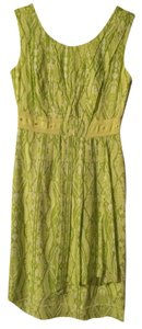 Antonio Melani Chic Colorful Vibrant Bright Dress